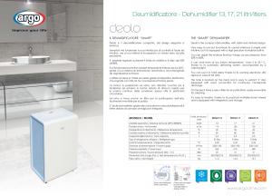 Argo Deolo 17L 3 - brochure