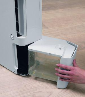De Longhi Tasciugo Ariadry Slim DES12 - il contenitore dell'acqua