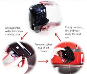 Duronic DH05 - Mini  - manutenzione